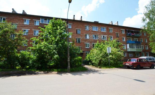 2-х комнатная квартира в Волоколамске на ул.Тихая